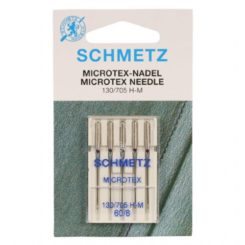 Schmetz - Microtex  Assorted Sewing Machine Needles